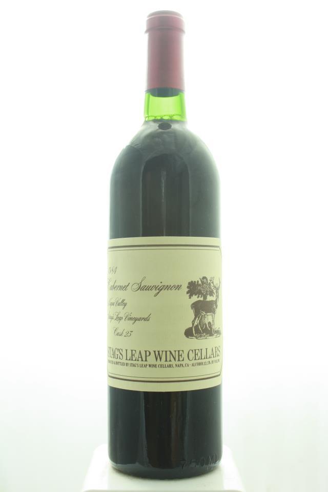 Stag's Leap Wine Cellars Cabernet Sauvignon Cask 23 1984