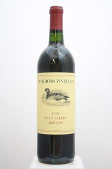 Duckhorn Merlot Napa Valley 1999
