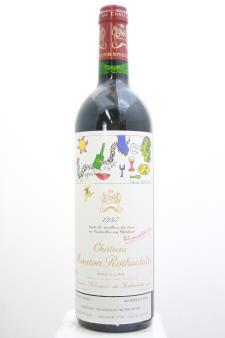 Mouton Rothschild 1997