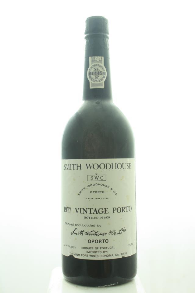 Smith Woodhouse Vintage Port 1977