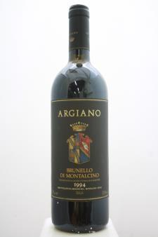Argiano Brunello di Montalcino 1994