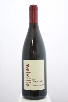 Melville Pinot Noir Estate Sta. Rita Hills 2011