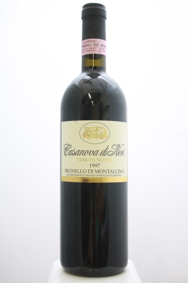 Casanova di Neri Brunello di Montalcino Tenuta Nuova 1997