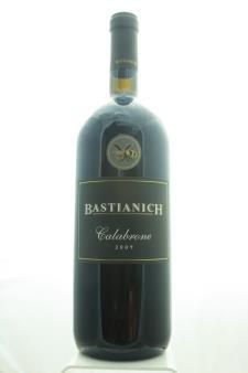 Bastianich Venezia Giulia Calabrone Rosso 2009