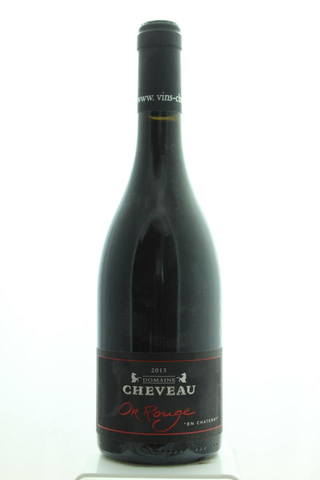 Domaine Cheveau Beaujolais-Villages En Chatenay Or Rouge 2013