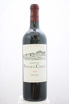 Pontet-Canet 2009