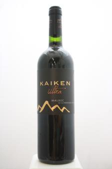 Kaiken Malbec Ultra 2012