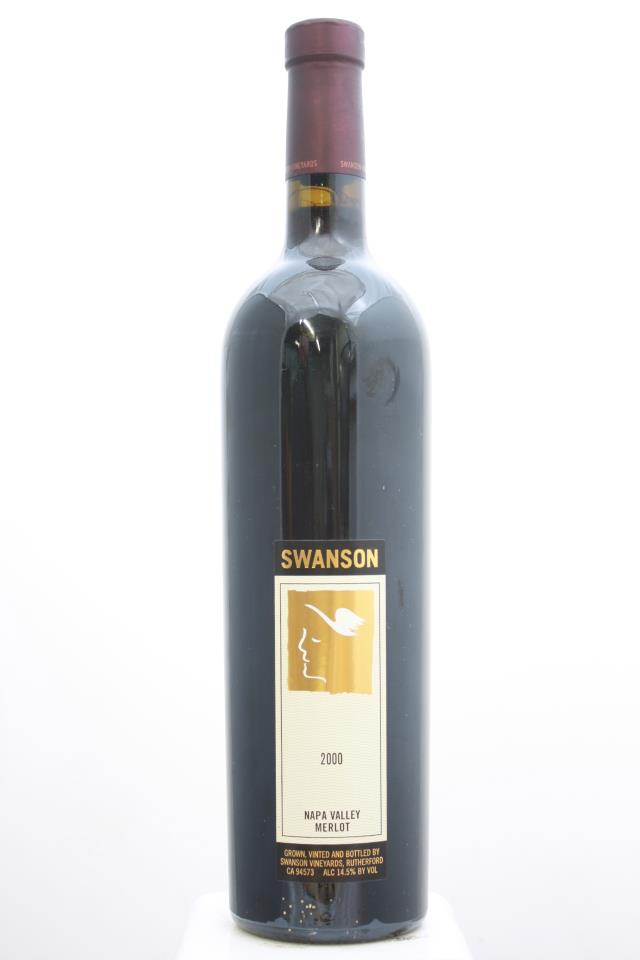 Swanson Vineyards Merlot Napa Valley 2000