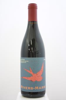 Rivers-Marie Pinot Noir Bearwallow Vineyard 2016