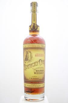 Kentucky Owl Kentucky Straight Bourbon Whiskey The Wise Man