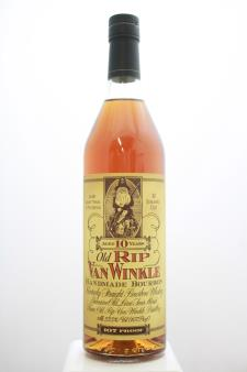 Old Rip Van Winkle Kentucky Straight Bourbon Whiskey 10-Years-Old NV