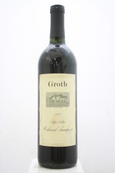 Groth Vineyards Cabernet Sauvignon 1995