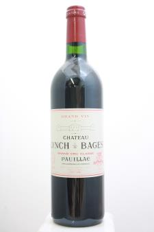 Lynch-Bages 2003