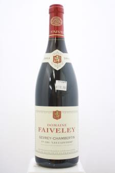 Faiveley (Domaine) Gevrey-Chambertin Les Cazetiers 2015