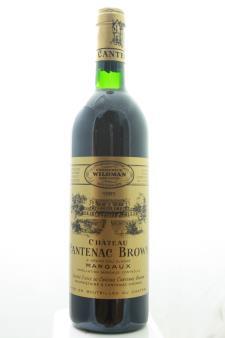 Cantenac Brown 1985