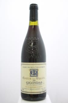 Chateau Du Trignon Gigondas 2000