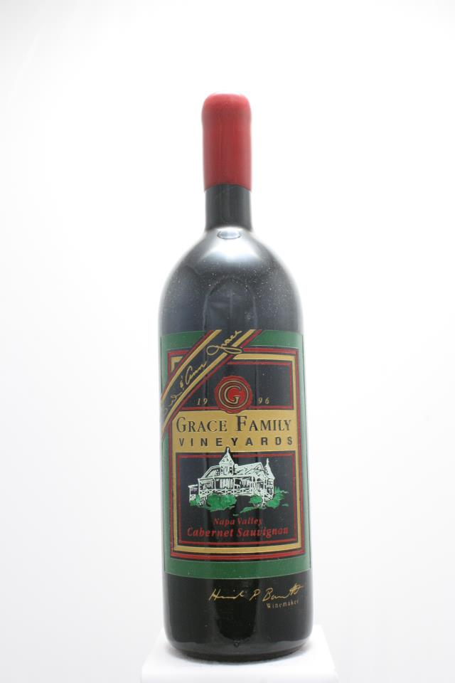 Grace Family Vineyards Cabernet Sauvignon Estate 1996