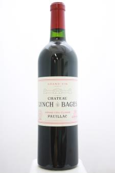 Echo de Lynch-Bages 2009