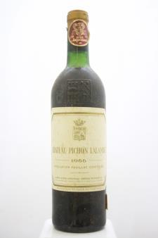 Pichon-Longueville Comtesse de Lalande 1966