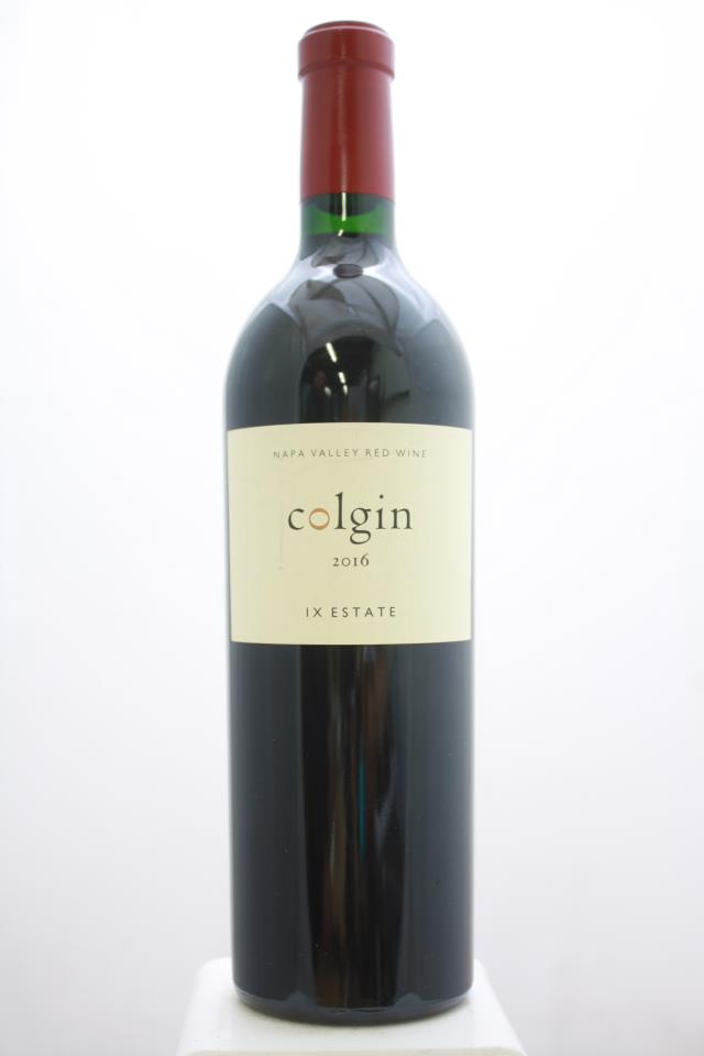 Colgin Proprietary Red IX Estate 2016
