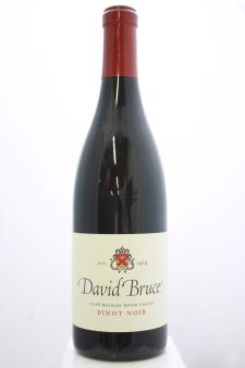 David Bruce Pinot Noir Russian River Valley 2016