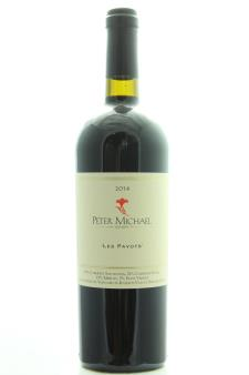 Peter Michael Proprietary Red Estate Les Pavots 2014