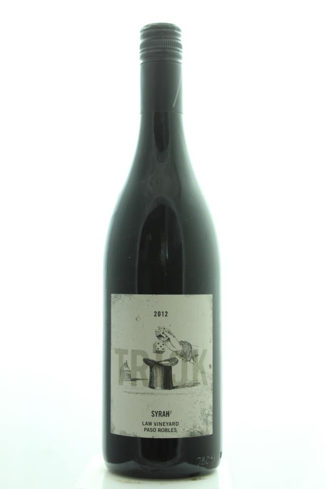 A.P Vin Syrah Law Vineyard Trick 2012