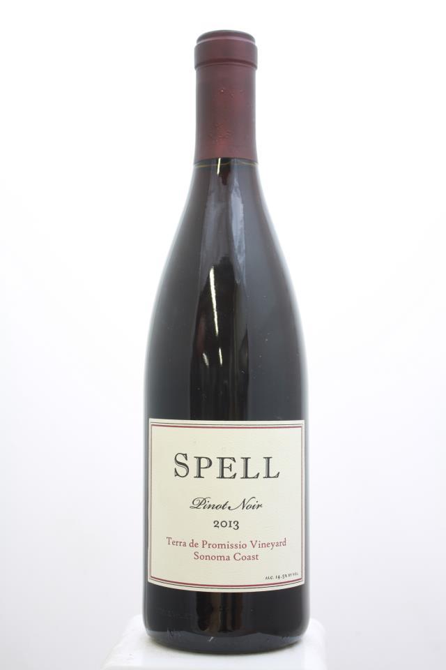 Spell Pinot Noir Terra de Promissio Vineyard 2013