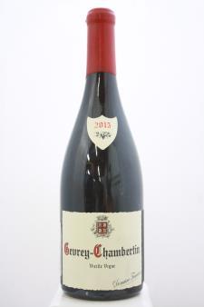 Domaine Fourrier Gevrey-Chambertin Vieille Vigne 2015
