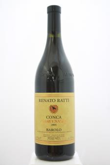 Renato Ratti Barolo Conca Marcenasco 2003