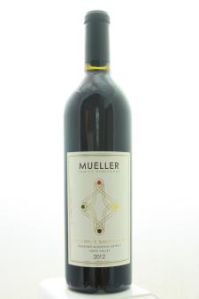 Mueller Family Vineyards Cabernet Sauvignon Diamond Mountain District 2012