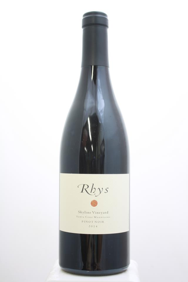 Rhys Pinot Noir Skyline Vineyard 2014