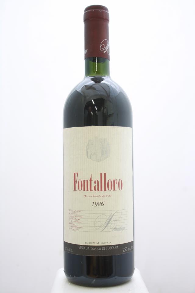 Felsina Fontalloro 1986