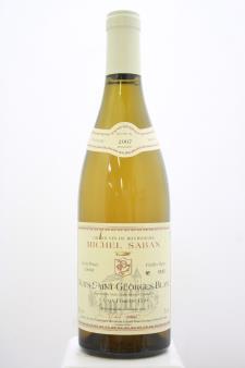 Michel Saban Nuits-Saint-Georges-Blanc Creux Fraîche Eau Cuvée Privée Limitée Vieilles Vignes 2007